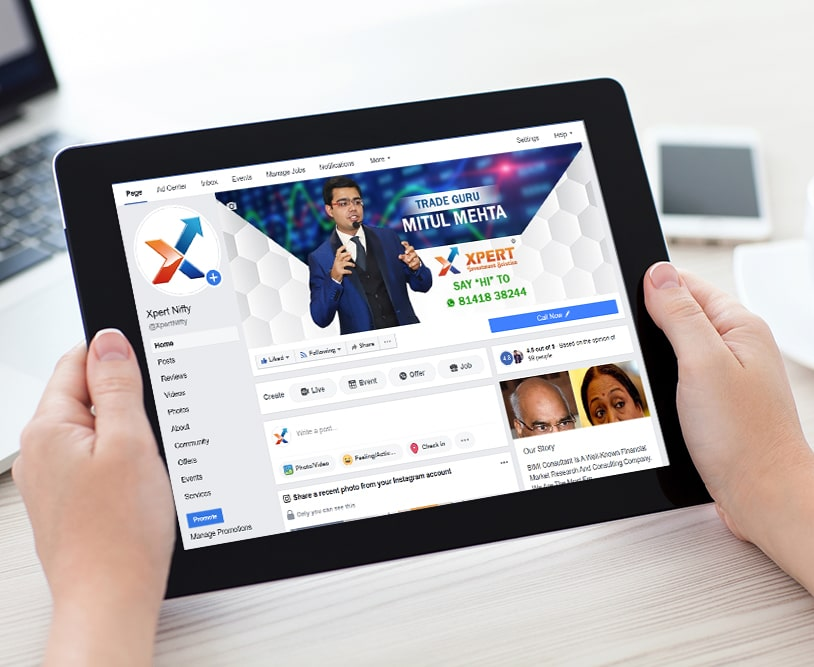 Xpert Nifty | Work Social Media Marketing | Good Old Geek