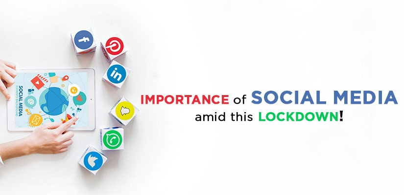 Importance of Social Media amid this Lockdown - Good Old Geek - IT Services