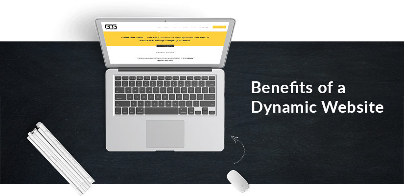 Benefits of a Dynamic Website - Good Old Geek