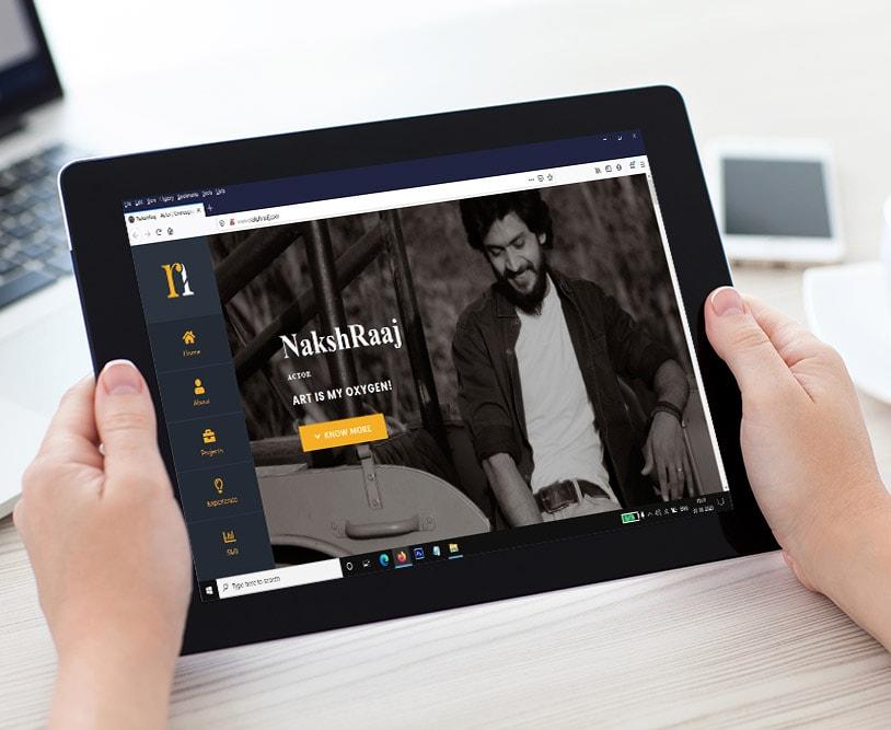 Best Website Development Company in Surat - Nakshraaj - Good Old Geek