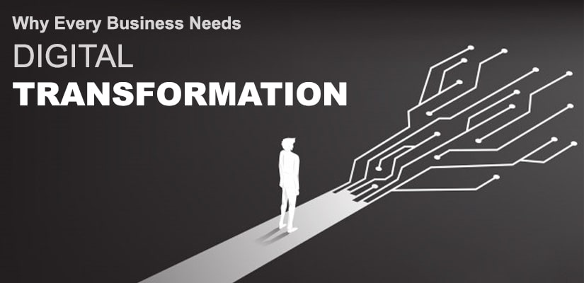 Reasons why every business needs digital transformation